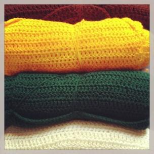 crochet for tree