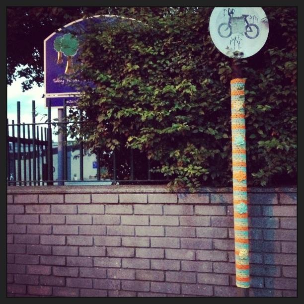 Crochet Post