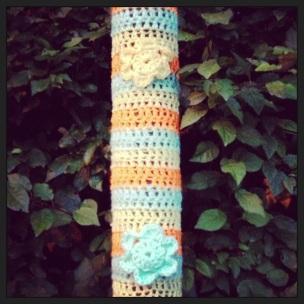 Crochet Pole