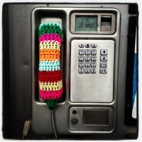 Crochet Phone