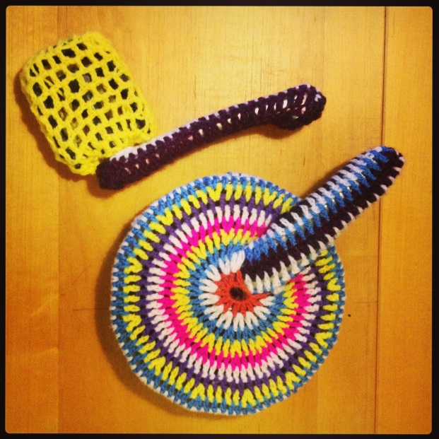 Crochet Crank by Clare D