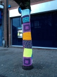 Barclays Knitted Tree