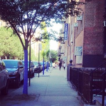 105th street